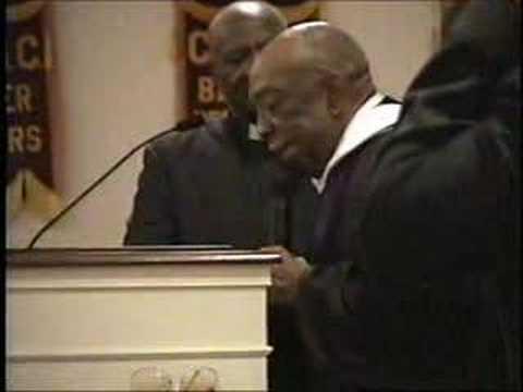 In Memory of Bishop WE Fuller, JrA Powerful Finish