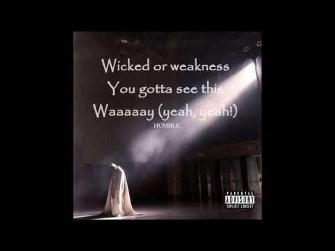 HUMBLE Kendrick Lamar - Lyrics