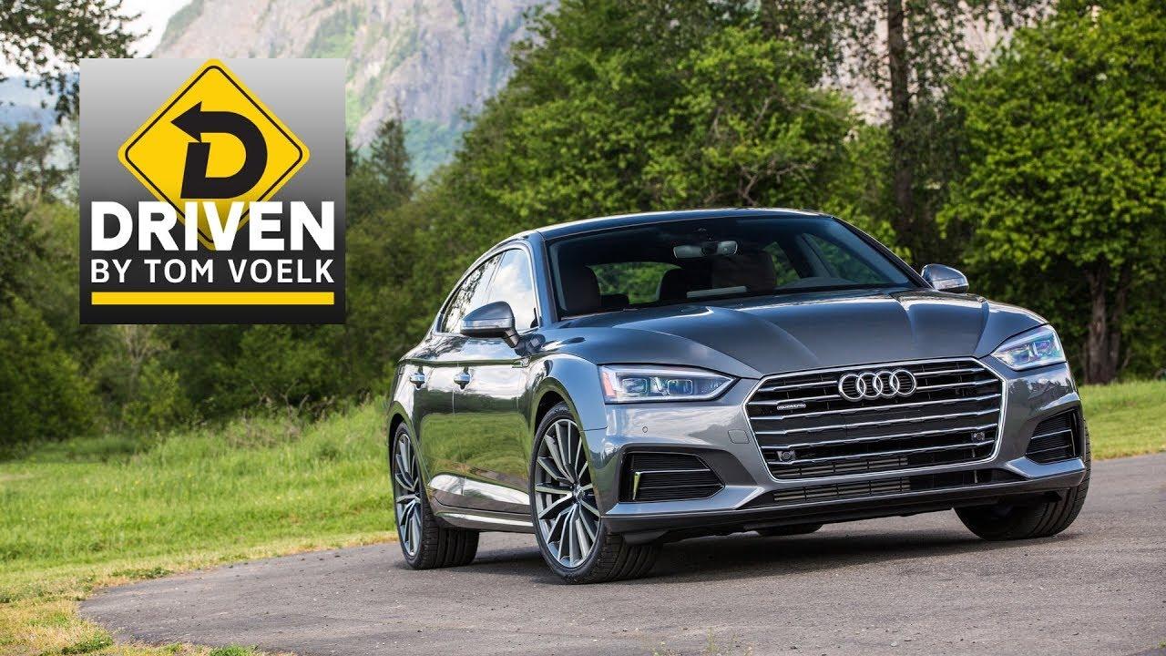 driven- 2018 audi a5 sportback 2 0t quattro