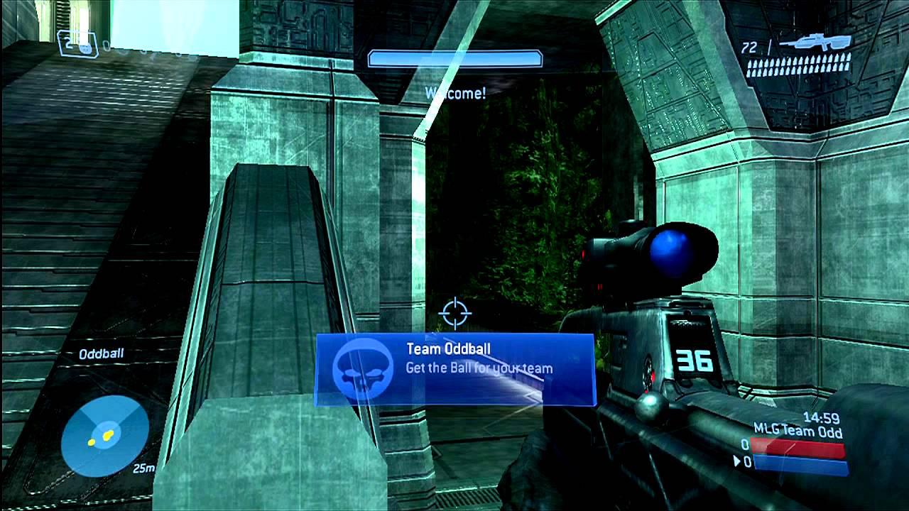 Halo 3 : Level 50 MLG Extermination