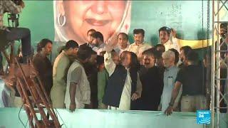 Former Pakistani PM Nawaz Sharif released from prison