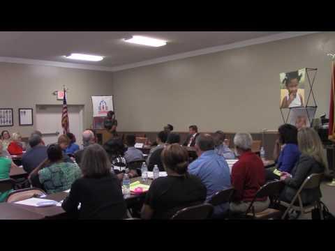 4577 Arkansas Democrat admits that showing up matters