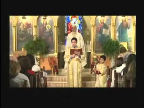 Saint George Antiochian Orthodox Church - The Divine Liturgy