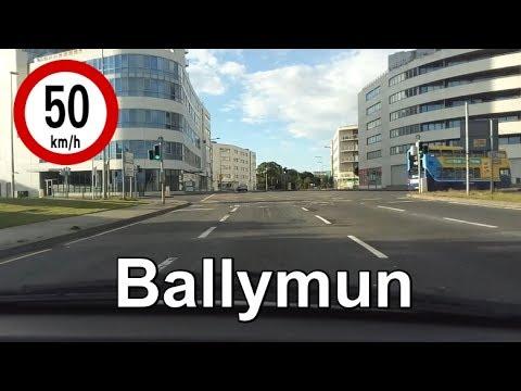 Dash Cam Ireland - Ballymun, Dublin