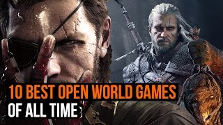 The 10 best open-world games ever