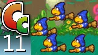 Mario & Luigi: Partners in Time – Episode 11: Kamek Rider