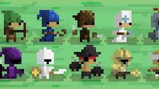 Pixel Kingdom - Gameplay Video 2