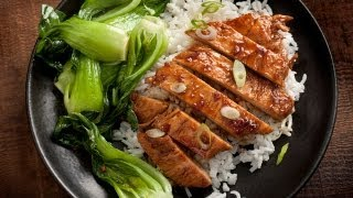 Hey! It's Season 2 of The Easiest Way! Chicken teriyaki is one of those ubiquitous Japanese dishes. In this video recipe, the CHOW Test Kitchen's Christine ...