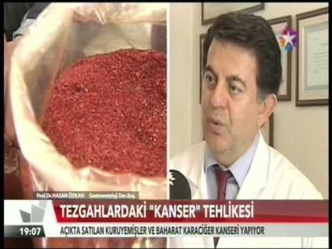 Karaciğer Kanseri ve Gıdalar