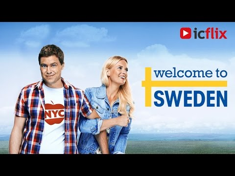 Welcome to Sweden Trailer HD - Available on icflix