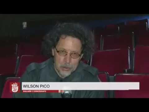 Wilson Pico, coreógrafo, reflexiona sobre el RUAC