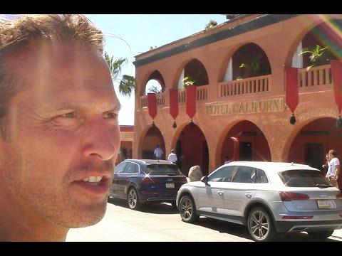 Audi Q5 naar Hotel California van de Eagles. VLOG #71