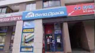 """М-н """"Велодрайв-Академический"""", открытие DOSOK.NET в Екатеринбурге"""