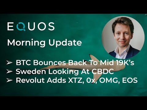 EQUOS – Daily Update – Dec 14th – Financial and Crypto Markets