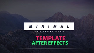 TEMPLATE AFTER EFFECTS TITLES | TÍTULOS EDITABLES AFTER EFFECTS