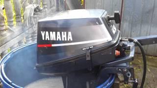 Yamaha 6 hp outboard motor 2 stroke (dwusuw)