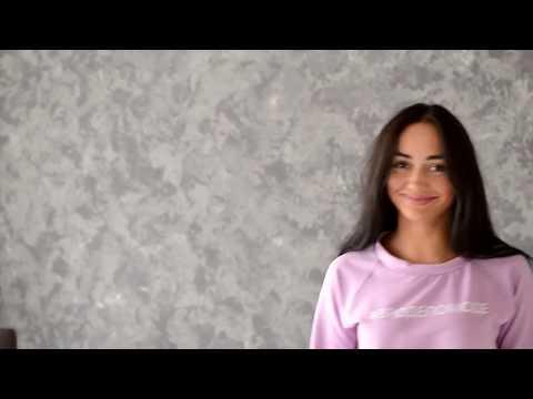Розовый свитшот с хэштегом #вродепомоде Ф 063 от бренда Мода 37