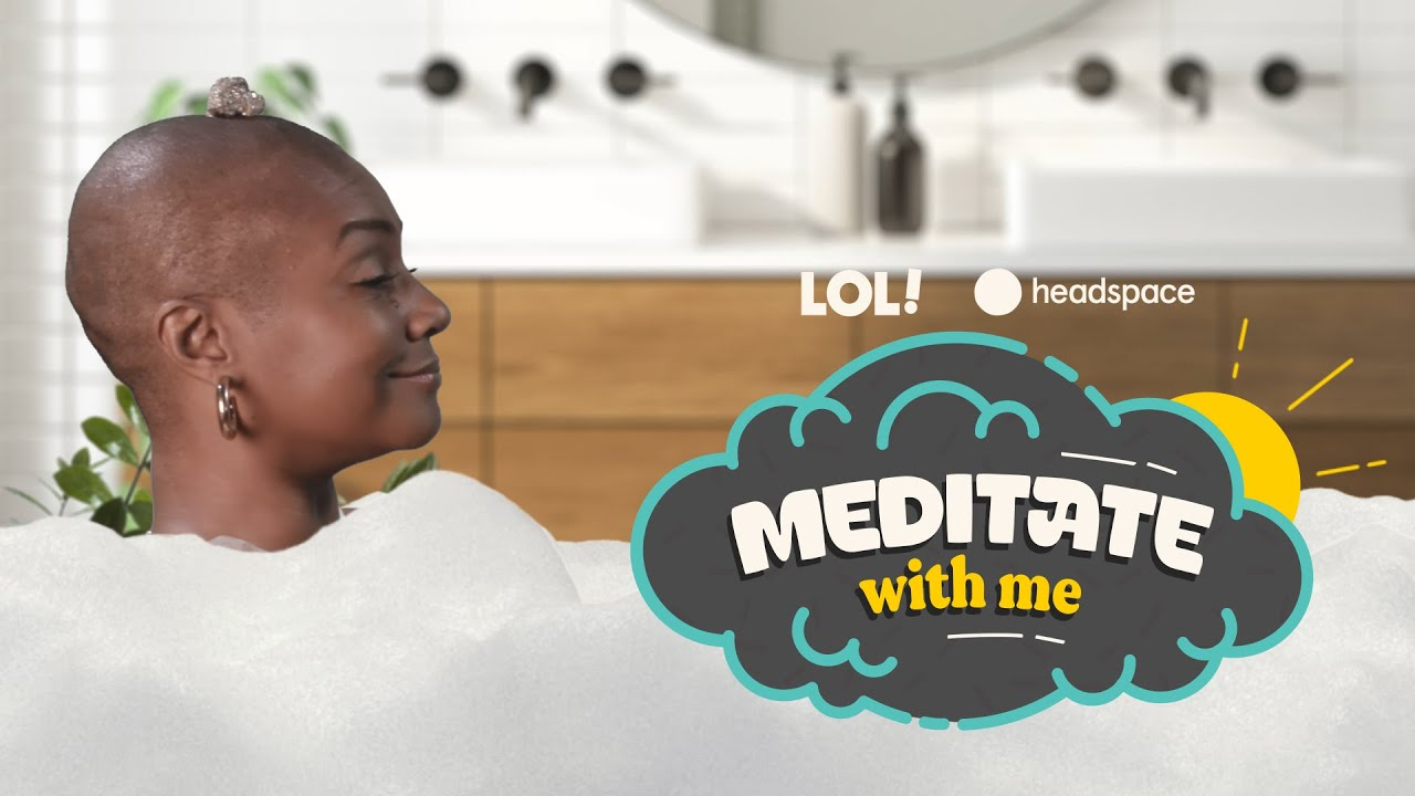 Meditate With Tiffany Haddish | Meditate With Me | Laugh Out Loud Network