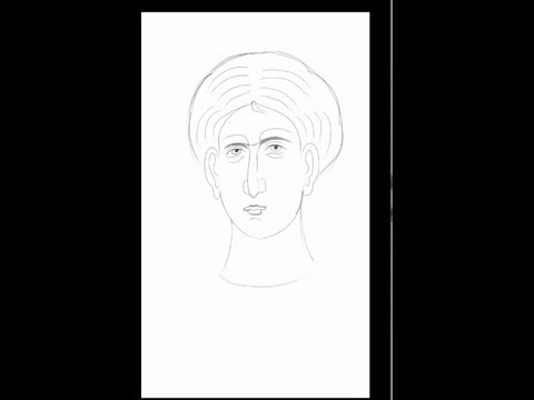 Iconography Tutorial: How to draw a face