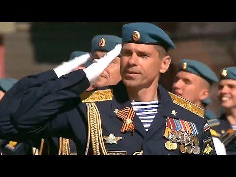 С нами Бог (Строевая песня Рязанского училища ВДВ) - Мы  Русские - радио версия