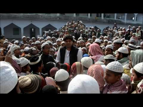 Imran Pratapgarhi With The Students Of MADARSA    MUST Watch   
