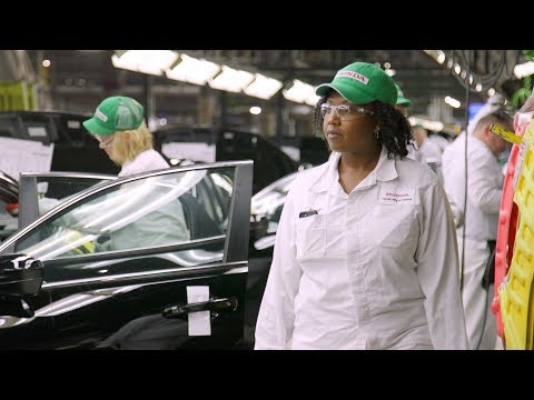 What Makes a Honda is Who Makes a Honda: Karen Tarver