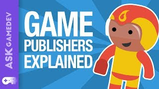 when to find a game publisher