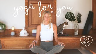 Yoga for you - A 20 minute practice