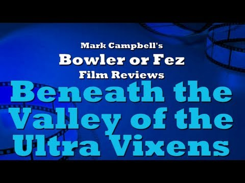 beneath the valley of the ultra-vixens english