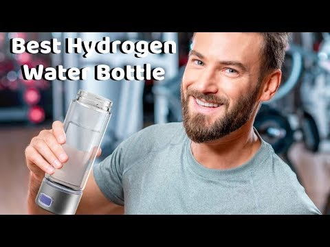 Best Hydrogen Water Bottle - Top Reviews Of 2019