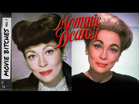 """Mommie Dearest"" Movie Review - Movie Bitches Retro Review Ep 3"