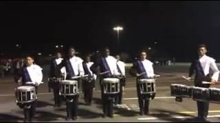 Upper Darby Drumline 2015