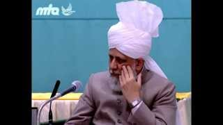 Urdu - Jalsa Salana Germany 2012 - Nzam Address to Ladies by Hadhrat Mirza Masroor Ahmad (aba)