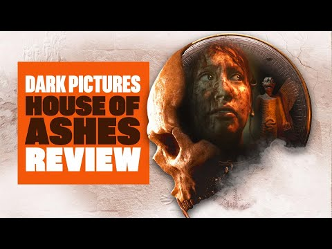 House of Ashes Review - Dark Pictures Anthology House of Ashes PS5 Gameplay