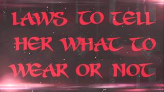 Turisas: For your own good -Lyric Video-