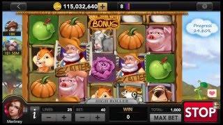Funky Town - Slot Machine - Luckyo Casino