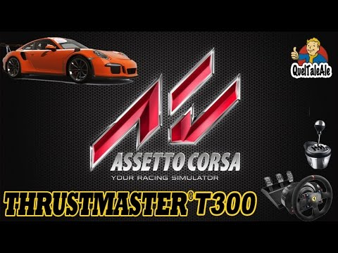 Assetto Corsa - Gameplay ITA - T300 - [Porsche Pack] Porsche 911 GT3 RS