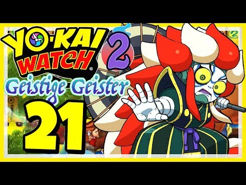 YO-KAI WATCH 2: GEISTIGE GEISTER # 21 👻 Revanche gegen Kabuking! [ENDE | HD60]