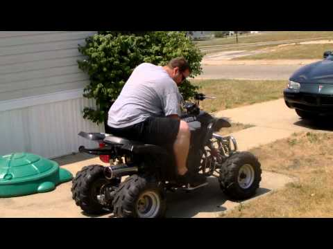 Yamoto 150cc ATV