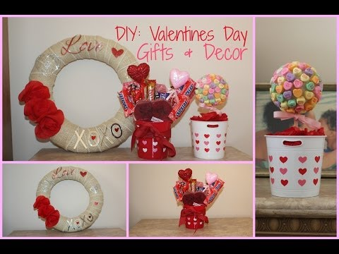 DIY Valentines Day Gift Idea & Decor
