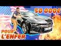 Gambar cover A 50'000€ l'enfer V8 6.2 atmo d'une camaro quoi de + ?