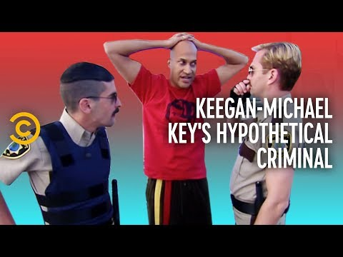 The Best of Keegan-Michael Key's Hypothetical Criminal - REN