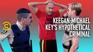 The Best of Keegan-Michael Key's Hypothetical Criminal Pt. 1 - RENO 911!