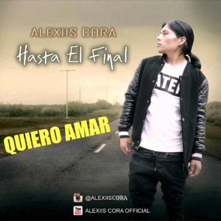 Alexo Cora - Hasta El Final Rap♡ (Video Lyrics) - YouTube