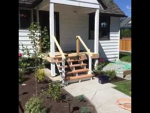Patio Rebuild