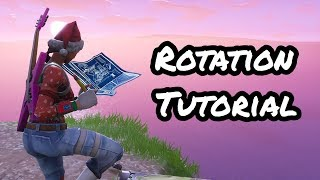 vSway's Rotation Tutorial (Fortnite Battle Royale)