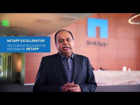 NetApp Excellerator - NetApp's Startup Accelerator