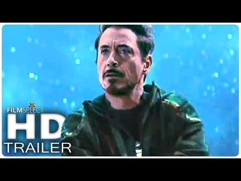 AVENGERS INFINITY WAR: We Need Help Trailer (2018)