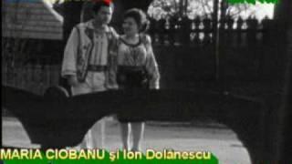 MARIA CIOBANU şi Ion Dolănescu - Mândruţă din Bechetu (3mar70.E ['70, mix TvR])