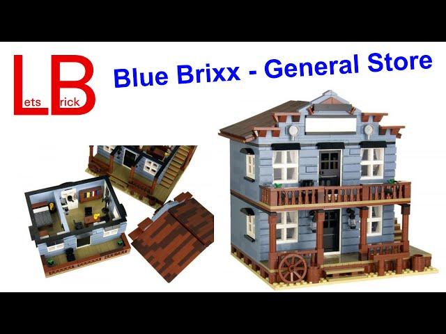 Blue Brixx - 102158 - General Store - Neue Lieferung